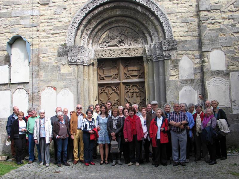 Reisebericht Heimatverein Straubing