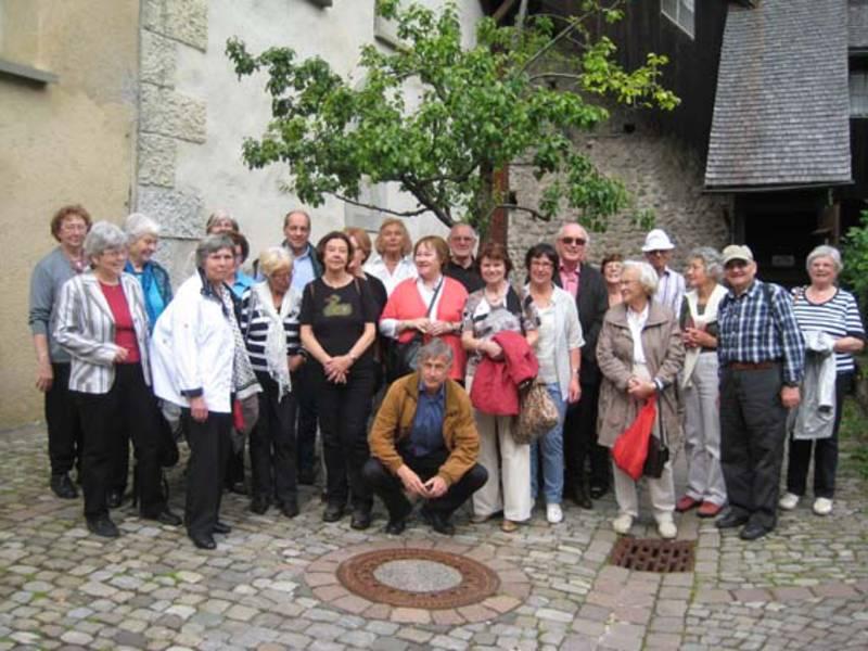 Reisebericht Heimatverein Kempten St. Gallen und Bregenz
